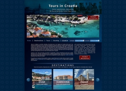 www.tours-in-croatia.com REDESIGN